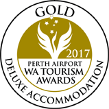 2017 Deluxe Accommodation Gold Medal