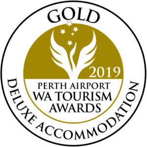 2019 Deluxe Accommodation Gold Medal